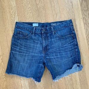 Gap Sexy Boyfriend Shorts Great Condition